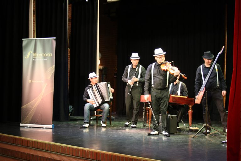 Filharmónia – 2018. február 19.