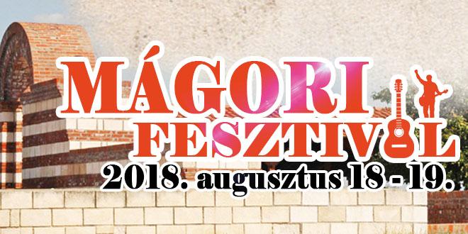 Mágori Fesztivál – 2018. augusztus 18-19.